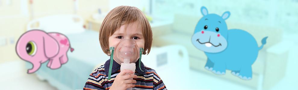Инхалации при децата – как и защо…(видео)