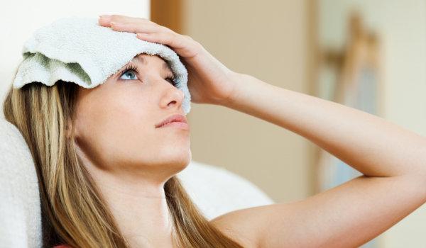 kompres-sick-woman-flu